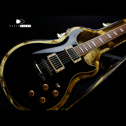 "【HOLD】b3 Guitar SL-K ""Black"" 1st   Like Robben"
