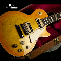 Gibson Les Paul Traditional Plain Top 2016 Zebra Plus Limited Lemon Burst 2016's