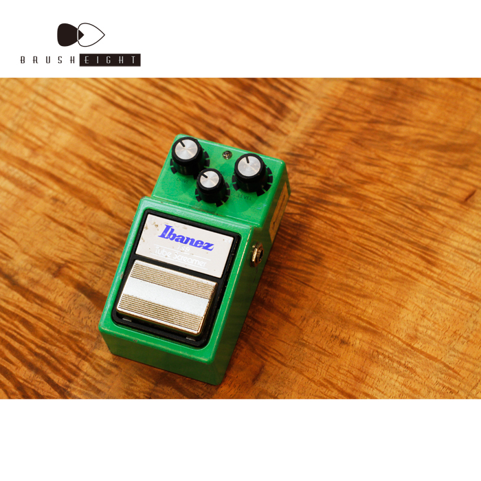 "【レンタルエフェクター】Ibanez TS-9 Tube Screamer ANALOG.MAN  ""Scott Henderson"""