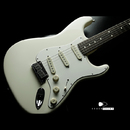"【SOLD】Fender USA Jeff Beck Stratocaster ""Olympic White"" 2018's"
