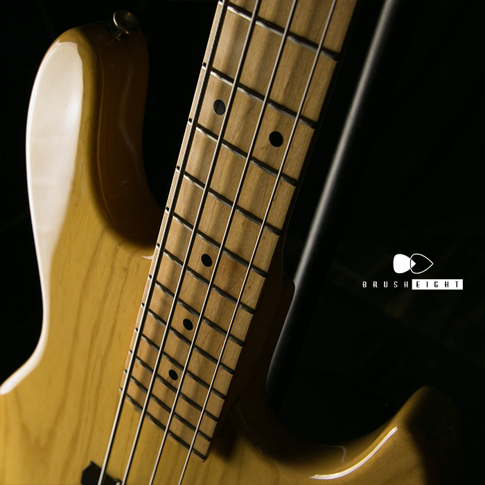 Tom Anderson Jazz Bass 1980's〜