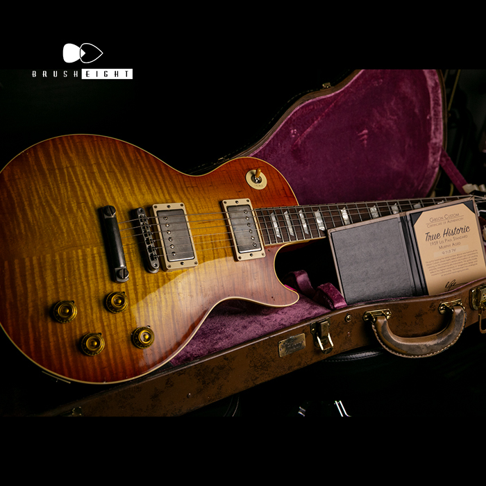 "Gibson True Historic 1959 Les Paul Standard ""Murphy Aged"" Sonoran Fade 2017's"