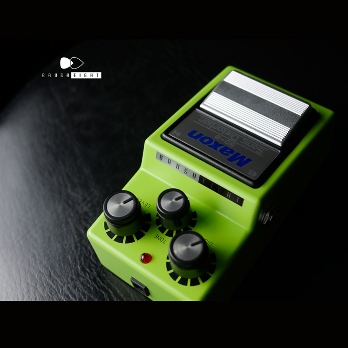 "在庫有り★数量限定販売!! Maxon Sonic Distortion SD9   ""MOD"" LA STYLE Ver.2"
