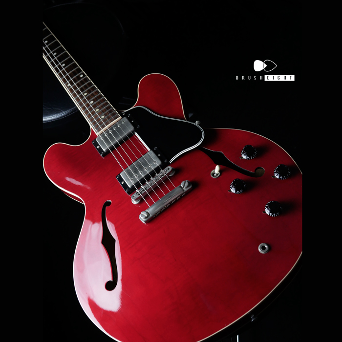 Gibson ES-335 Dot Cherry Red 1994's