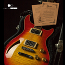 "【SOLD】Baker B1 Hollow ""Cherry Sunburst""  2001's"