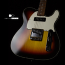 "【SOLD】K.nyui Custom Guitars KNTE ""Sunburst"" Brazilian & Birds Eye Neck"