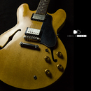 【SOLD】Gibson Memphis 1959 ES-335TDN VOS Vintage Natural 2015's
