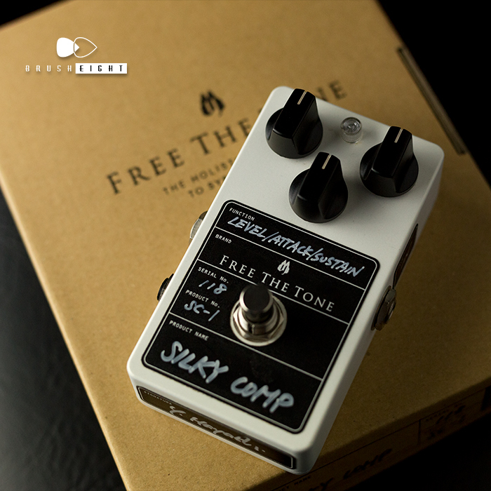 Free The Tone SC-1 SILKY COMP