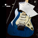 "【SOLD】Suhr Guitars Standard  ""Trans Blue""  #256  1998's"