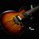 "T's Guitars Vena 22 AshTop Custom  ""SunBurst"""