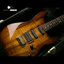"Tom Anderson Droptop Hollow Body ""Flame Koa & Exotic Wood!! 1996's"