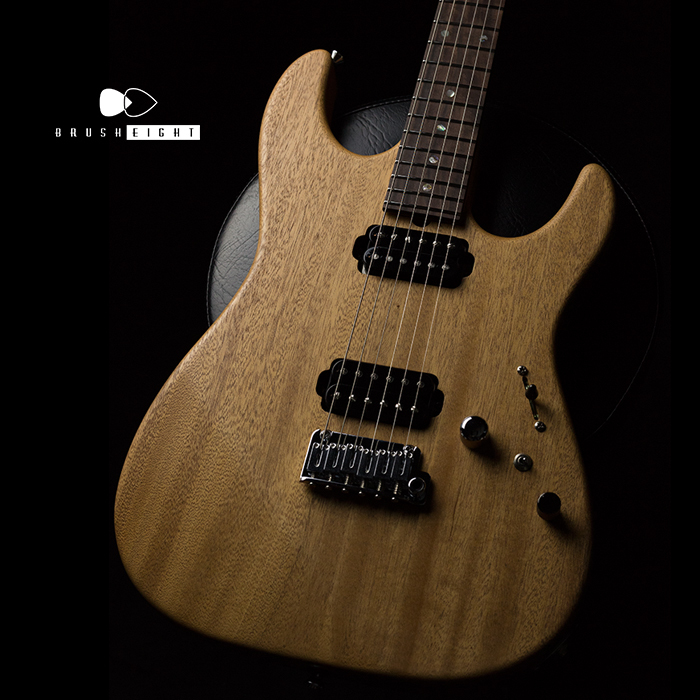 "【SOLD】dragonfly HI STA  "" Mahogany Body & Honduras Rose"""