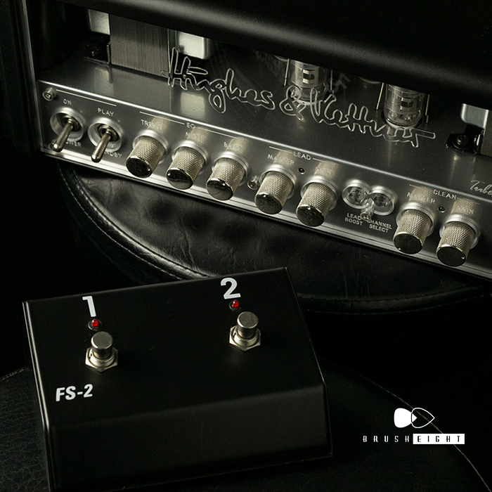 "【SOLD】Hughes & Kettner ""TubeMeister 18""& Foot Switch FS-2"
