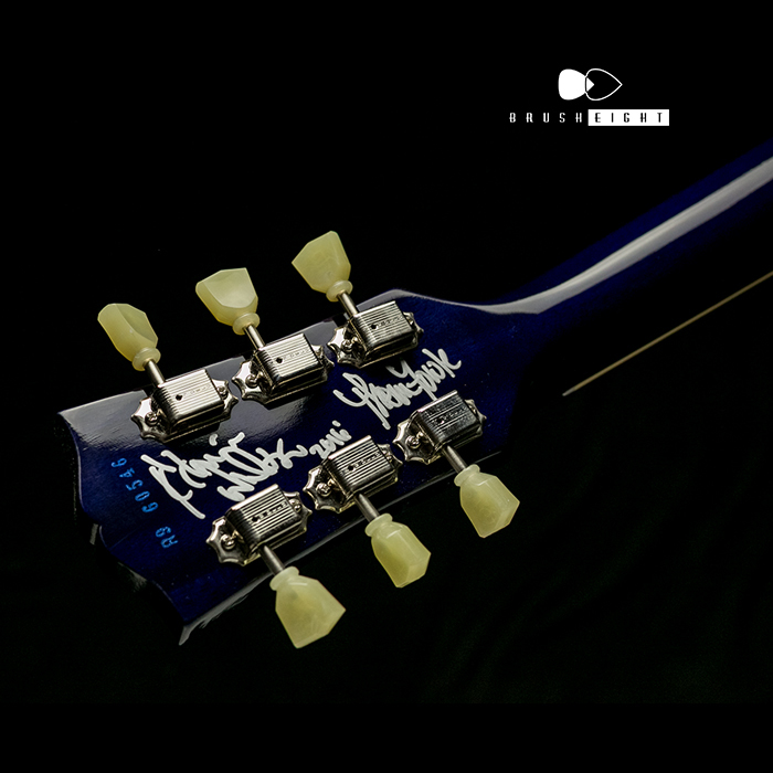 "【HOLD】Gibson Custom Shop Limited Standard Historic Series  1959 Les Paul Reissue ""Aurora Borealis"""