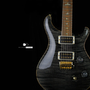 【SOLD】PRS  WoodLibrary  Brazilian& Flame GrayBlack 2014