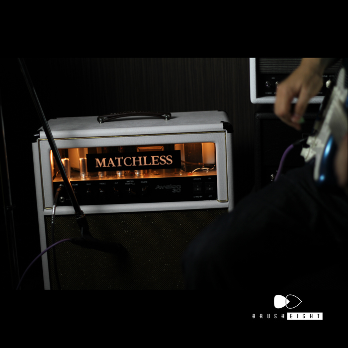 【SOLD】MATCHLESS  Avalon 30  Combo 112 Reverb