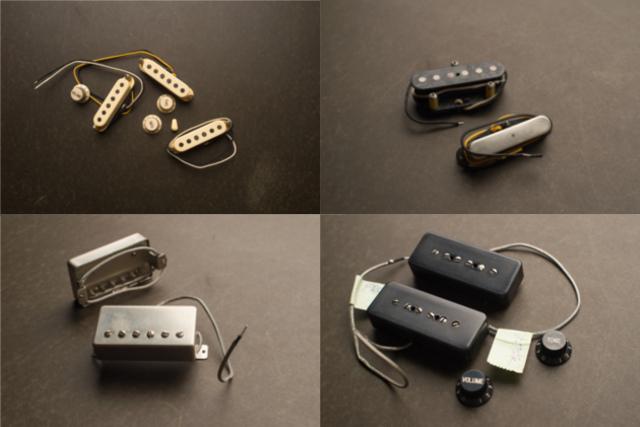 良い音が鳴るギターの仕組み~エレキギター~