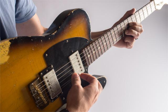ハイエンドギターの買取にも力を入れている【Brush eight】